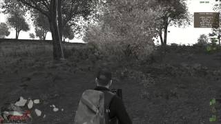 DayZ Rambo in Action.. =) 18+ (Mature words/Мат)