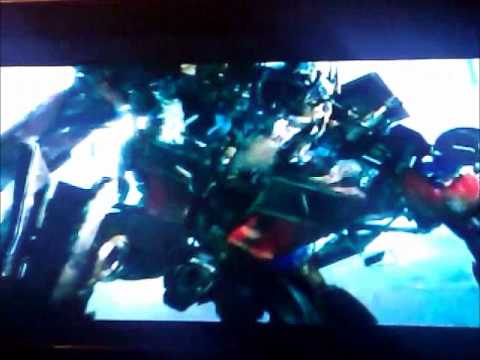 Optimus Prime vs. Megatron, Starscream, and Grindor. - YouTube