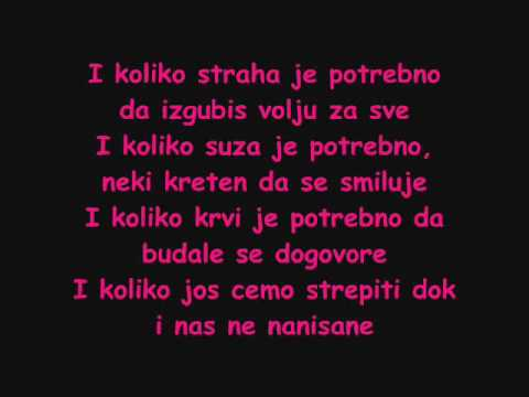 Replica-Zauvijek (lyrics)