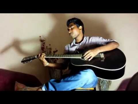 Thahanam Adare Cover By Amila Madhushan video