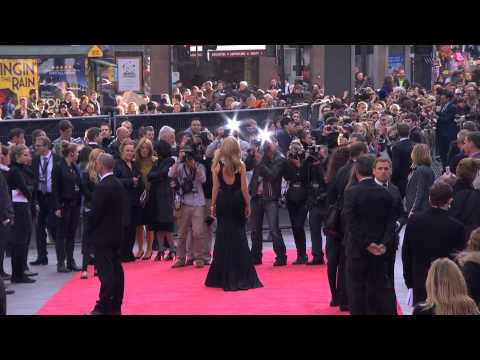 THE HANGOVER PART III London Premiere Video Highlights - Non English Speaking Edit