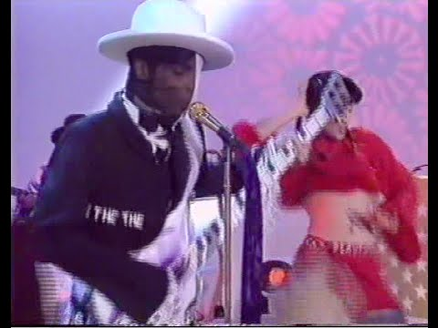 Prince (New Power Generation) performing 'Get Wild' on The White Room