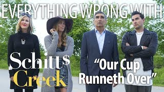 "Everything Wrong With Schitt's Creek ""Pilot"""