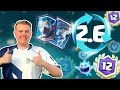 INSANE CYCLE! 2.6 Ice Wizard Miner Tornado Cycle Deck LIVE Grand Challenge Gameplay - Clash Royale