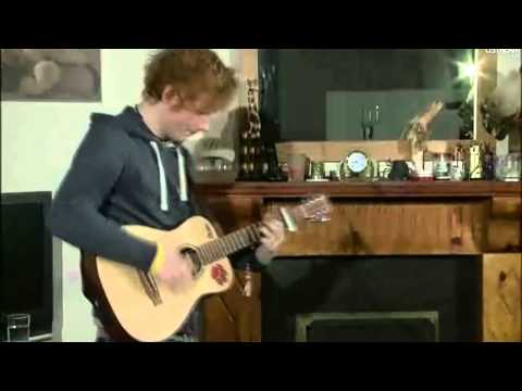 Ed Sheeran - Small Bump Live On UStream