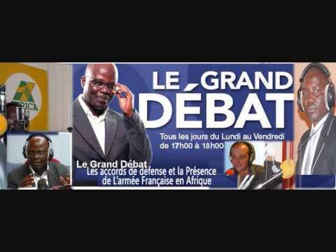 Dr Doumbia Major sur Africa N°1: Les accords de défense et l'armée française en Afrique.