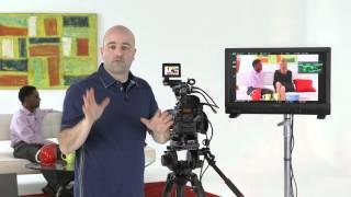03. Canon EOS C300 Mark II Tutorial Series: Custom Picture Menu
