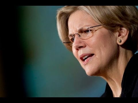 Elizabeth Warren Pushes Feds For Answers on Big Banks