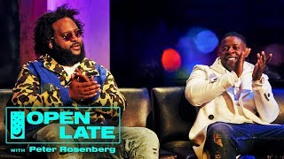 Blac Youngsta and Bas on Tha Carter V, Plus Gashi and Mike Posner | Open Late with Peter Rosenberg