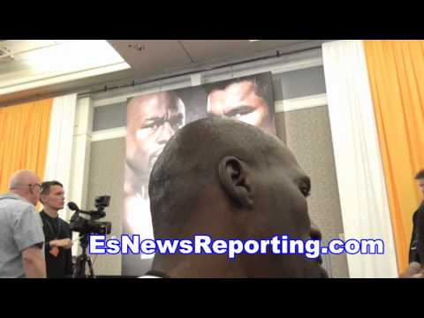 roger mayweather talks about maidana gloves for mayweather fight -  esnews boxing