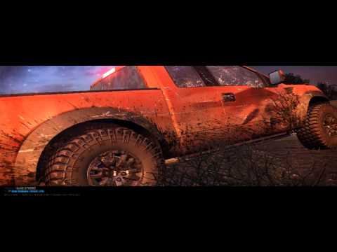 Intel HD Graphics 2000:The Crew BETA