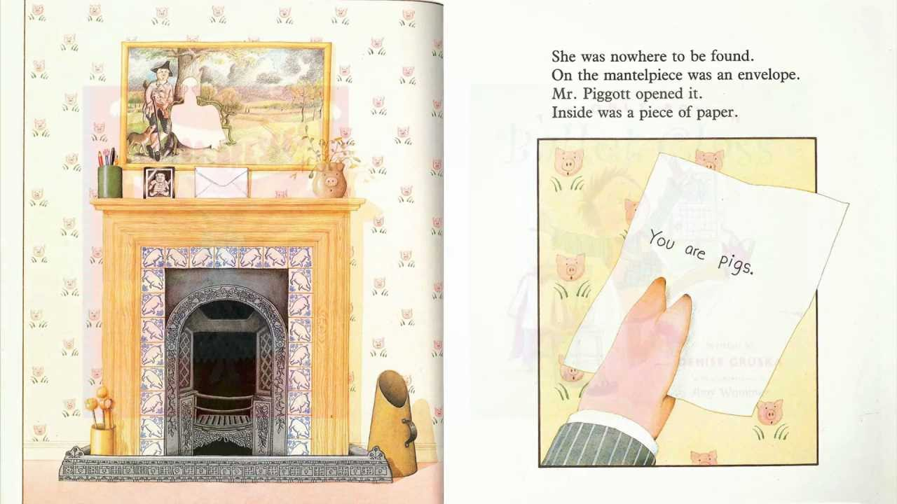 critical literacy book reviews  piggybook by anthony