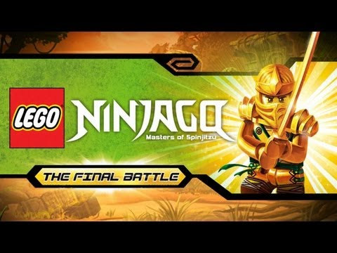 Lego® Ninjago - The Final Battle - Universal - Hd Gameplay Trailer video