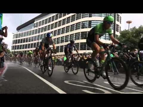 Tour de France 2014 - Lower Thames Street, London 7 July 2014