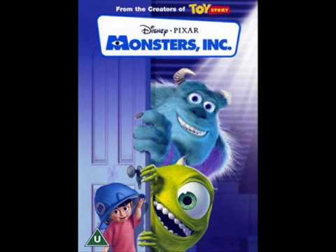 20. The Ride of the Doors - Monsters, Inc OST