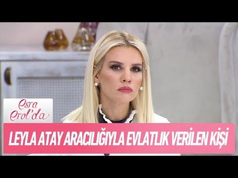 Adana Meydan Doğumevinden evlatlık alınan kişi yayına bağlandı  - Esra Erol'da 8 Aralık 2017