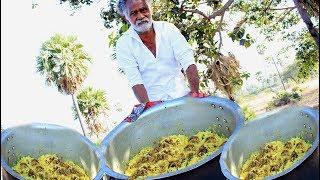Hyderabadi special  Mutton Biryani Recipe | World Famous Hyderabad Goat Biryani by Grandpa