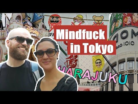 "2 Deutsche in Japan - ""2 doitsujin in Japan"" 1. Etappe: Tokyo; Shinjuku"
