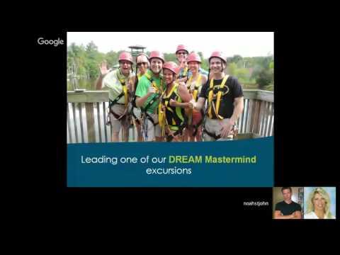 Noah St. John presents Live Your DREAM Summit
