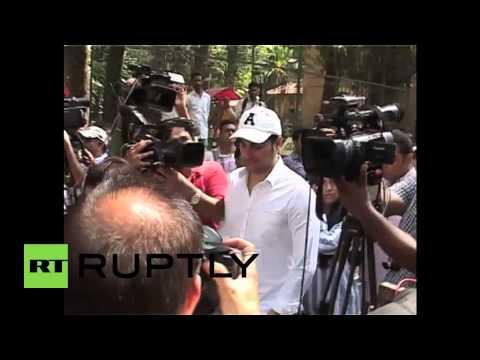 India: Bollywood star Salman Khan given 5 years jail term for hit-and-run