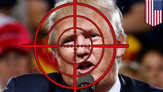 Donald Trump assassination plan foiled: UK teen tried to kill candidate in Las Vegas - TomoNews