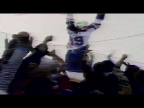 Gretzky Scores First NHL Goal on October 14, 1979
