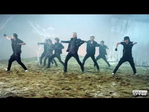 Wonder Boyz - Tarzan (dance version) DVhd