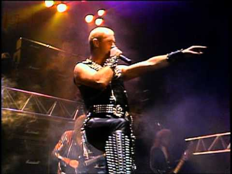 JUDAS PRIEST Heading Out To The Highway (LIVE VENGEANCE 1982)