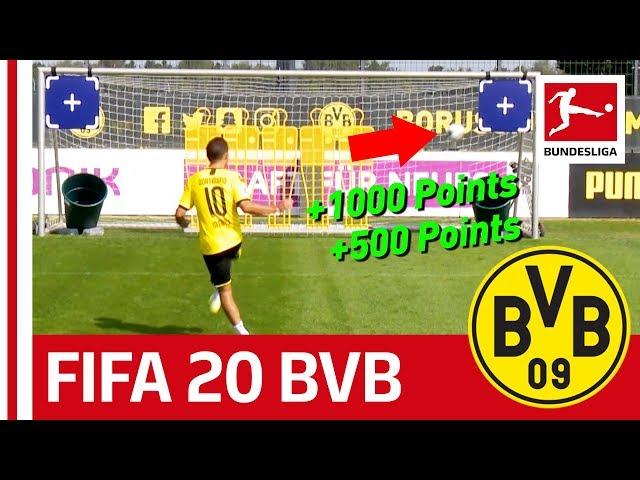 Alcacer, GГtze, Hummels amp Co. - EA SPORTS FIFA20 BUNDESLIGA CHALLENGE - Borussia Dortmund