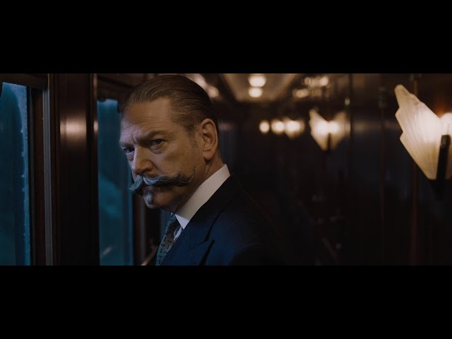 Murder on the Orient Express - Official Trailer #2