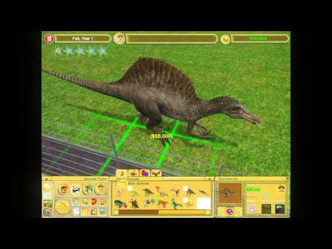 Zoo Tycoon 2 Episode 1: The Dawn of Madness