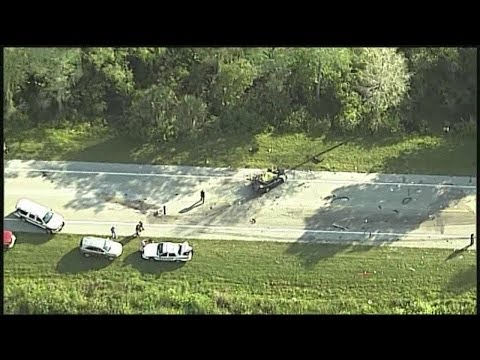 CHOPPER 5: Fatal crash on Beeline Highway