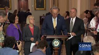 Word for Word: Senate Leaders Differ on Action Needed for Migrant Children (C-SPAN)