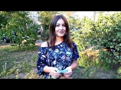 Ice Bucket Challenge от Ангелины Рай