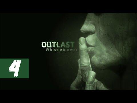 Outlast - Whistleblower Dlc - Let's Play (w  Facecam) - Part 4 - a Brutal Castration video