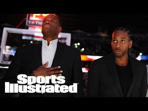 David Robinson Says Spurs-Kawhi Leonard Tension Exists 'But Big Deal!' | SI NOW | Sports Illustrated