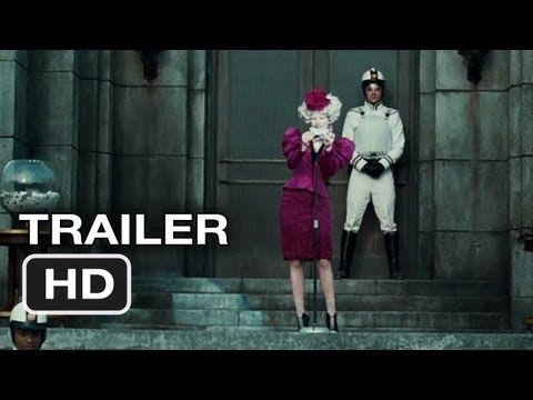 The Hunger Games - Official Trailer (2012) HD Movie