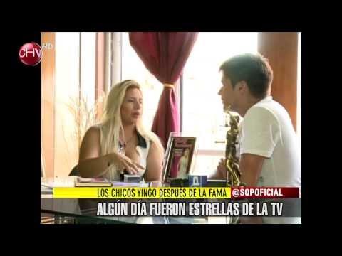 Chicos Yingo: Antes y después de la Fama - SQP - Chilevisión -