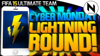 LIGHTNING ROUNDS! w/ IN FORM - FIFA 15 Ultimate Team