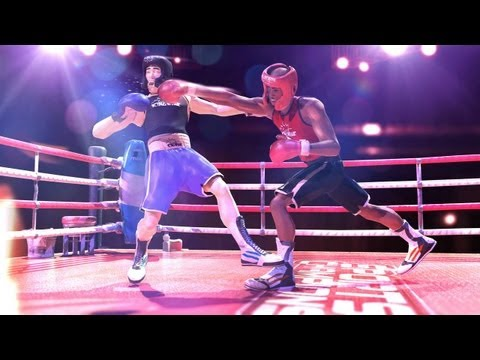 Russian Let's Play - Sports Champions 2 : Boxing ( Праздник спорта 2: Бокс ) # 2