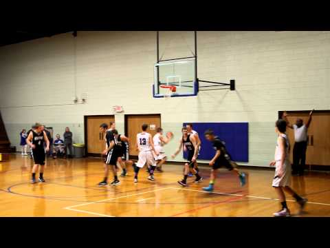 Heritage Christian School Varsity Boys Basketball 2013-14 Season Tribute - 05/06/2014