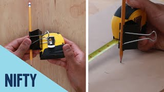 Hacks For Your Next DIY Project