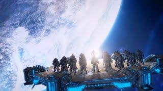 For Aiur! Protoss Take Back Their Homeworld (Starcraft 2 | Artanis, Selendis, Zeratul)