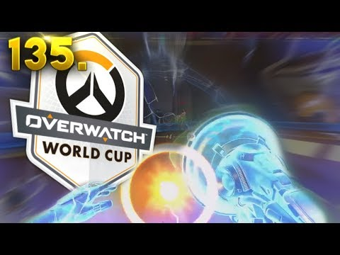 BOOSTIOO! in World Cup! | OVERWATCH Daily Moments Ep. 135 (Funny and Random Moments)