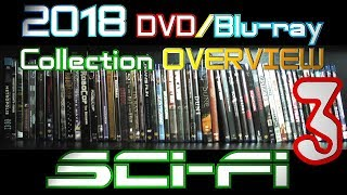 2018 DVD/Blu-ray Collection Overview 22 - Sci-Fi 3