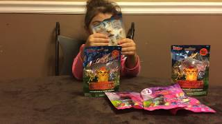 Lion Guard And Trolls Blind Bag Openings
