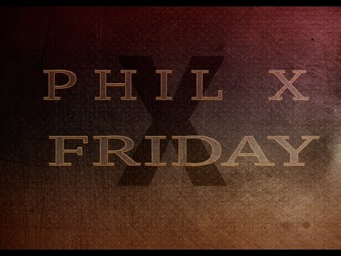 Phil X Friday 2016: Paul Reed Smith Part 2 Will it go round in circles