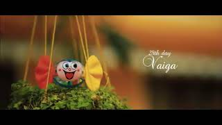 28th day Naming ceremony kerala - Vaiga