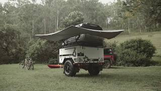 Patriot Campers™ X2 -  Adventure Without Limits - 2017 Launch Film