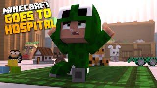 Minecraft -BABY SCHOOL DAYCARE - BABY CHICKEN POX!